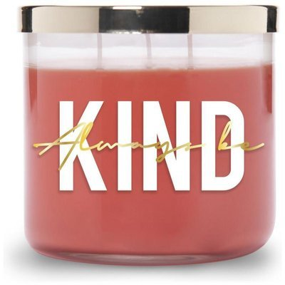 Colonial Candle Luxe large soy scented candle 3 wicks 14.5 oz 411 g - Always Be Kind