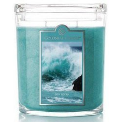 Colonial Candle large scented oval jar candle 22 oz 623 g - Sea Spray