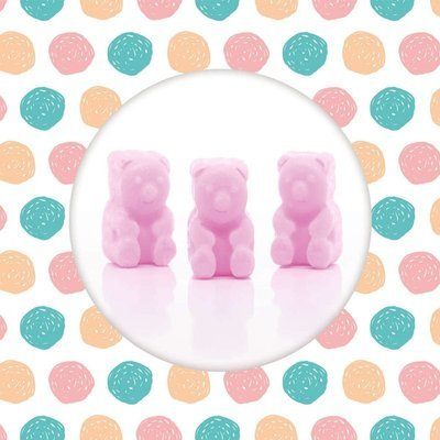 Ted & Friends soy wax melts bears 50 g - Life Is Beautiful