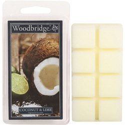 Woodbridge Scented Wax Melt 68 g - Coconut & Lime