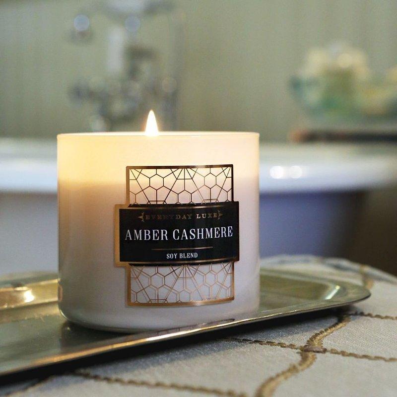 Beautiful Jumbo Wooden Wick Candle Luxury One Million