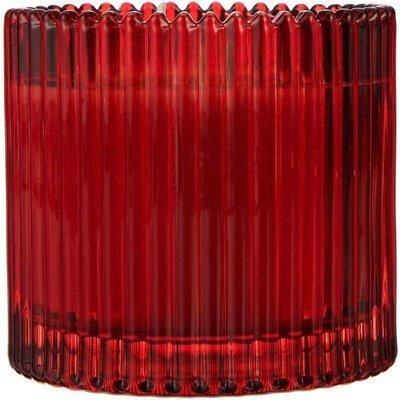 Better Homes and Gardens WM świeca zapachowa teksturowane szkło dwa knoty 12 oz 340.1 g - Sunlit Strawberry Patch CL135
