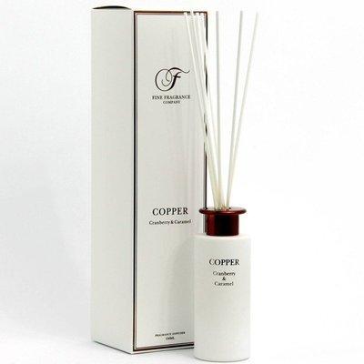Fine Fragrance Precious Metals Collection dyfuzor zapachowy z patyczkami 150 ml - Copper