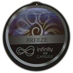 Spring Air Infinity Car kapsułka zapachowa do zestawu startowego zapach do samochodu auta - Breeze